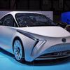 【ジュネーブモーターショー12】トヨタの小型HVコンセプト、FT-Bh…燃費は47.62km/リットル