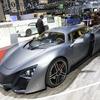 【ジュネーブモーターショー12】フィンランドメーカーのブースにロシア製スーパーカーの謎…マルシャ