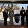 ホンダ、埼玉県の知事公用車に水素燃料電池車両を提供