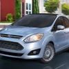 フォード C-MAX にPHV…EVモードは プリウス PHVの約2倍