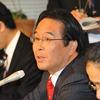 無免許運転の厳罰化検討へ...松原国家公安委員長
