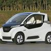 【ホンダミーティング12】超小型EV マイクロコミューターの試作車を公開…2013年に実証実験
