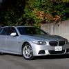 【BMW 523dブルーパフォーマンス 試乗】ガソリン3リッターオーバーのフィーリング…諸星陽一