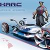 【ロサンゼルスモーターショー12】2025年のポリスカー、スバル SHARC に栄冠…デザインチャレンジ