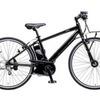 パナソニック・サイクル、クロスタイプの電動アシスト自転車 ジェッター 発売