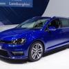 【ジュネーブモーターショー13】VW ゴルフヴァリアント 新型に「Rライン」設定へ