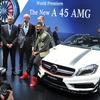 【ジュネーブモーターショー13】メルセデスベンツ、A45 AMG 発表…Aクラス 新型の頂点