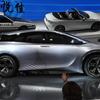 【上海モーターショー13】トヨタ、新型ヤリスや中国専用モデルなどを世界初公開