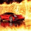 【上海モーターショー13】イタリアのHVスーパーカー、ヴルカーノ…900psで最高速350km/h