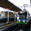 福井鉄道、放送局キャラクターのダンス曲を発車メロディーに
