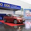 ヒュンダイ、ロシア累計生産50万台…2年半で達成