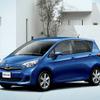 トヨタ、ラクティス を一部改良…S-VSC&TRCを全車標準装備