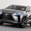 【東京モーターショー13】レクサス LF-NX、ターボエンジン搭載モデルを初出展[写真蔵]
