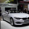 【東京モーターショー13】BMW 4シリーズ カブリオレ 世界初公開