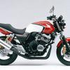 バイクオークション成約ランキング、400ccクラストップは CB400SF/SB…オークネット12月
