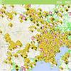 ウェザーニューズ、関東・甲信豪雪減災リポートマップを開設…トヨタ G-BOOK とコラボ