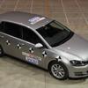 【JNCAP2013】VW ゴルフ、輸入車初の5つ星獲得