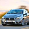 【BMW 2シリーズ アクティブツアラー 海外試乗】FF車とは思えぬ爽やかなステアフィール…松下宏