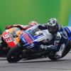 【MotoGP 第14戦】悪天候の中、ロレンソが地元スペインで今季初勝利