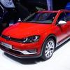 【パリモーターショー14】VW ゴルフ 新型、「オールトラック」登場…ヴァリアント がSUVに