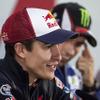 【MotoGP 日本GP】マルケス選手「手応えを感じている」…フリー走行後コメント