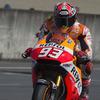 【MotoGP 日本GP】マルケス、2年連続のチャンピオンに…ファンの期待に応える