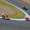 【MotoGP 日本GP】年間王者が決定…2位争いはまだまだ続く[写真蔵]