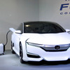 【ホンダ FCVコンセプト 発表】伊東社長「競争力ある価格にしたい」