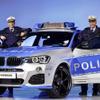 【エッセンモーターショー14】BMW X4 がポリスカーに変身…合法チューニングをPR