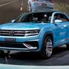 【デトロイトモーターショー15】VW クロスクーペGTE、PHVシステム出力は355馬力[詳細画像]
