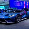 【デトロイトモーターショー15】フォード GT、3.5リットルV6ツインターボは600hp以上[詳細画像]
