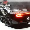 【トライクス F6T 発表】後ろ姿は新型 NSX !? ゴールドウイング F6B ベースの3輪バイク