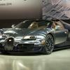 世界最速スーパーカー ブガッティ ヴェイロン、450台が完売…10年の歴史に幕