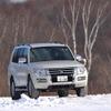 【三菱 4WDモデル 雪上試乗】圧倒的な駆動力のパジェロ、モード切替がカギのデリカ…斎藤聡