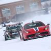 スーパーカーが迫力のスノーアタック!…3月20日・21日 竜王スキーパーク
