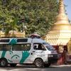 日本国内で役目終えた福祉車両、47台をミャンマーへ寄贈