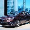 【上海モーターショー15】トヨタ レビン にハイブリッド、中国向け新HVセダン初公開
