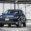 VW トゥアレグ 新型…フェイスリフトしたフラッグシップSUV[写真蔵]