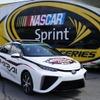 トヨタ MIRAI 、ペースカーに起用…米NASCAR