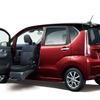 ダイハツ、軽福祉車 フレンドシップシリーズ を一部改良…安全性能向上