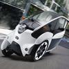 トヨタ i-ROAD、実用化に向け試乗モニター100名を募集