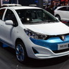 【上海モーターショー15】トヨタ車ベースの自主ブランドEV、2台が2016年に市場投入