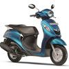 ヤマハ発動機、ファッションスクーター Fascino をインド市場に投入