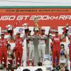 【SUPER GT】写真蔵…第5戦、日産 フェアレディZ が2位・3位