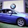【BMW 2シリーズ グランツアラー 発表】スタイル、運動性能で日本製ミニバンに対抗 画像