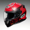 SHOEI、フルフェイスヘルメット Z-7 にマルケスレプリカ2種を追加