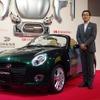 【ダイハツ コペン セロ 発表】「丸目」コペン、第3のモデルとして復活…ローブから35万円で換装も