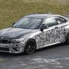 BMW M2クーペ、ニュル高速テストを激写! 370psの実力[動画]