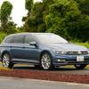 【VW パサート ヴァリアント Rライン 試乗】実用性と高級感は両立したか…中村孝仁