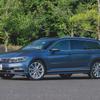 【VW パサート 新型発表】ヴァリアント のディティールをチェック…先進安全装備が進化[写真蔵]